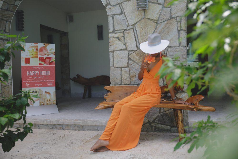 Sandals Grenada: Red Lane Spa
